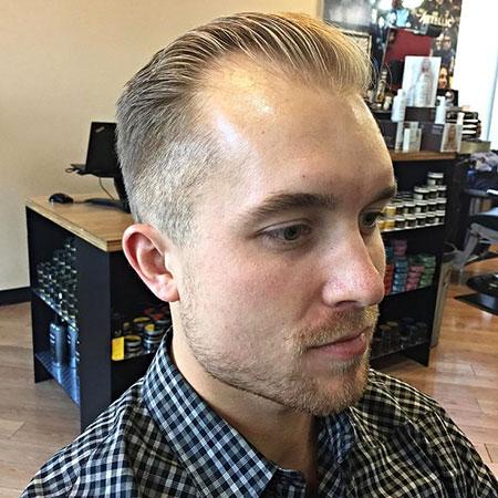 Mens Hairtyle for Thin Hair, Hair Thin 45 Undercut