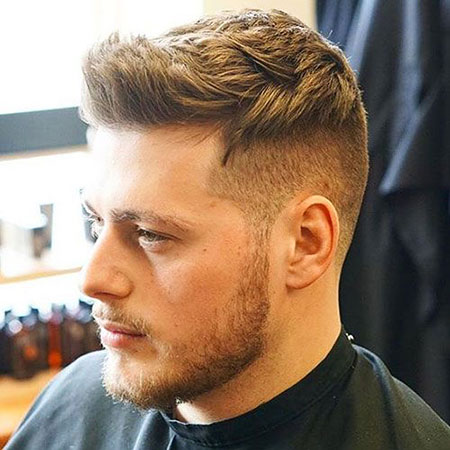 Modern Hairtyle for Men, Short Fade Haircuts Hairtyles