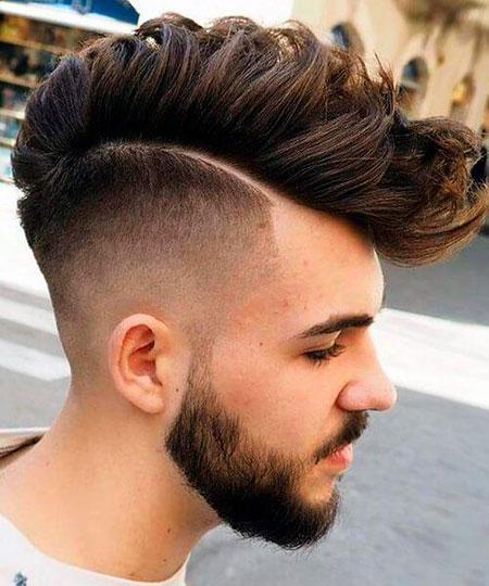Haircuts Hair Fade Male