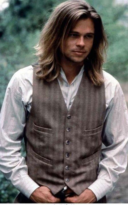People Brad Pitt Fall