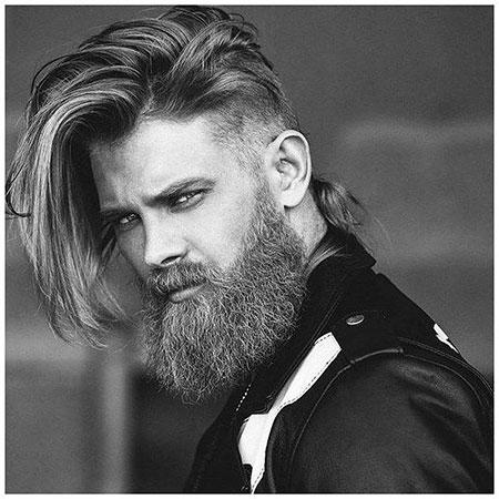 Beard Viking Styles Long