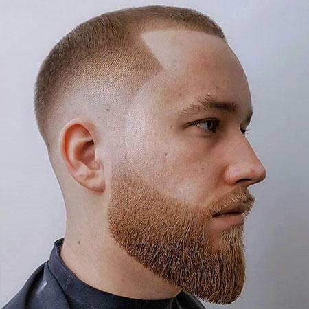 Fade Hair Beard Hairtyles