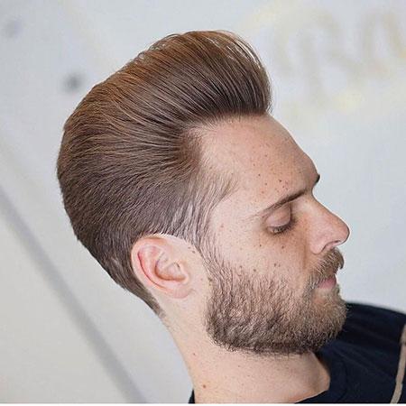 Hairtyles Fade Hair Hår