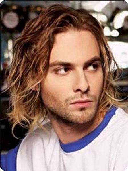 Long Jared Hairtyles Brad