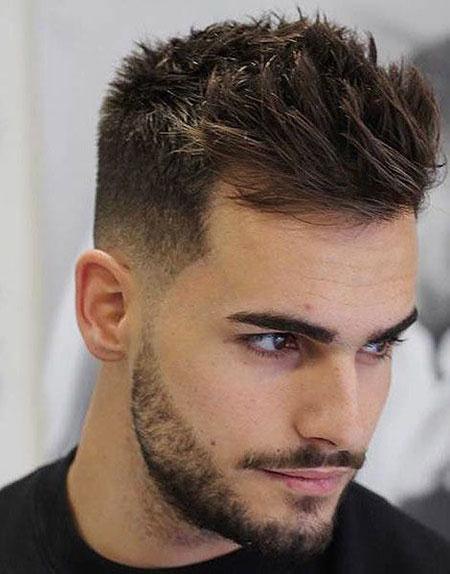 30 Mens Short Haircuts – Mens Hairstyles 2018