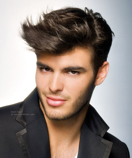 Hairtyles Zayn Top Modern