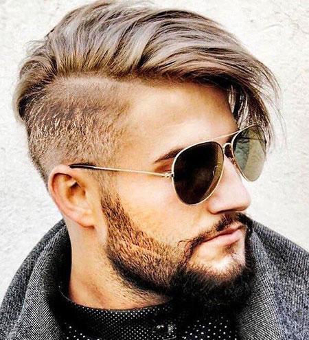 Jamie Hair Undercut Beard