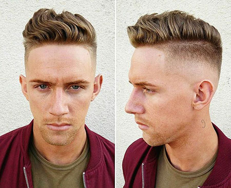 Mens Summer Hairtyles Up