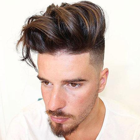 Long Mens Hair Hairtyles