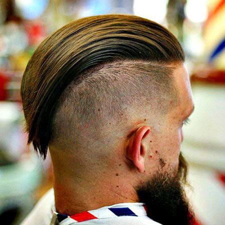 Undercut Fade Hair High