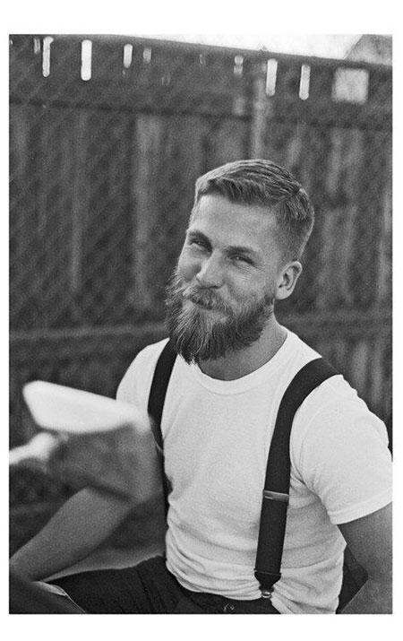 Beard Short Styles Jamie