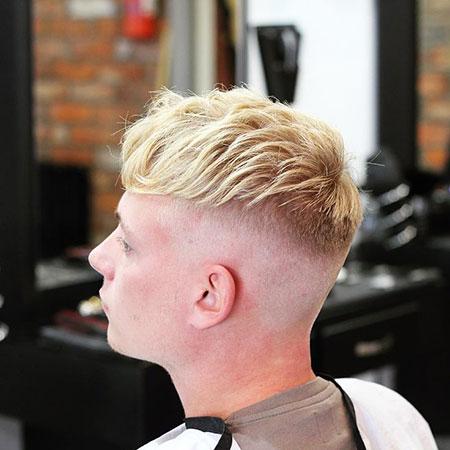 Fade Hair Undercut Hairtyles