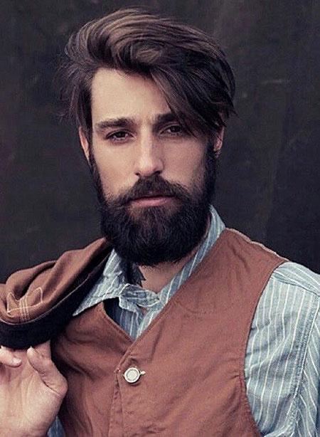 Beard Styles Thick Skägg