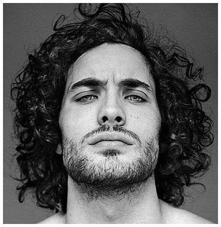 Long Curly Kit Guy