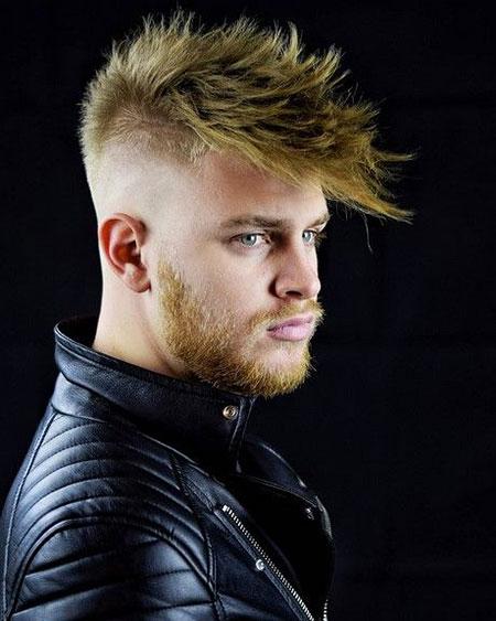 Mens Hairtyles Fade Haircuts