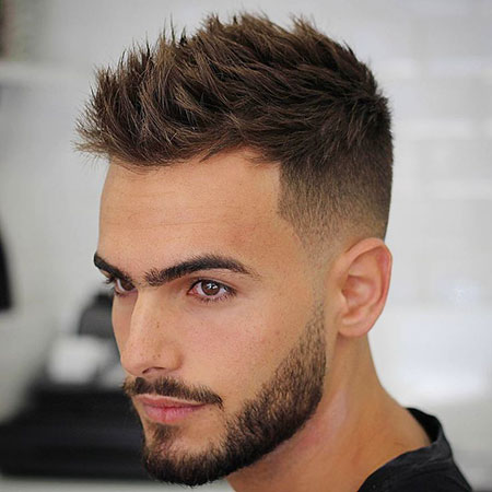 30 Mens Short Haircuts Mens Hairstyles 2018