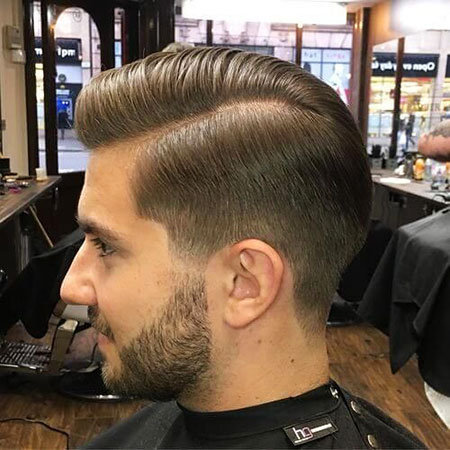 Hair Pompadour Hairtyles Haircuts