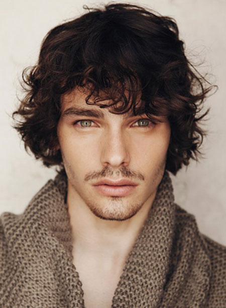 Curly Hair Hairtyles Eyes