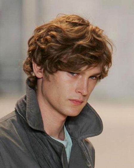 Curly Hairtyles Wavy Length