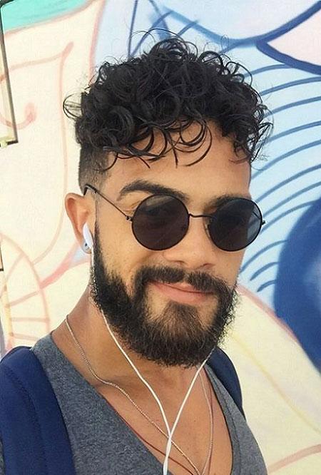 Casual Styles Hair Beard