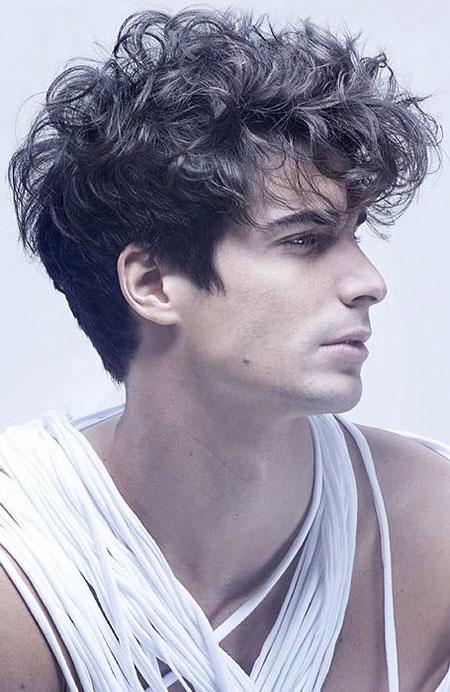 Curly Hair Wavy Styles