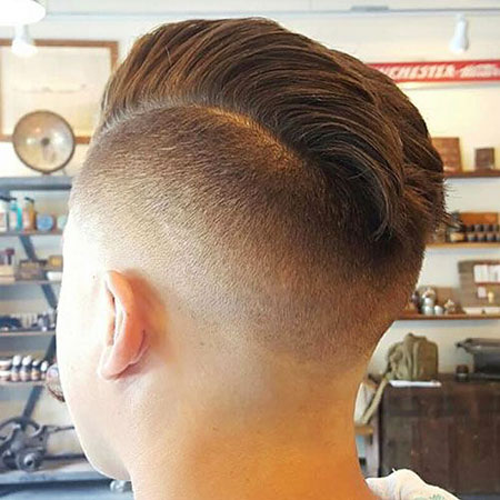 Fade Hair Undercut Haircuts