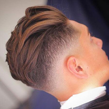 Fade Hair Low Taper