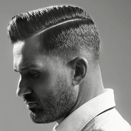 Fade Part Side Haircuts