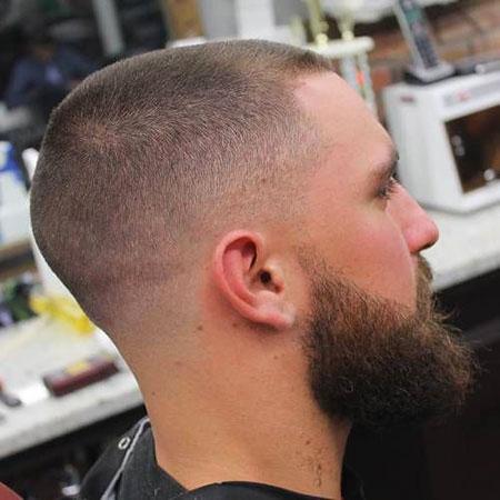 Full Shaved Hair, Hair Shaved Haircuts Beard