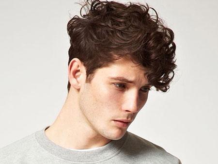 Curly Hair, Curly Hair Boys Styles