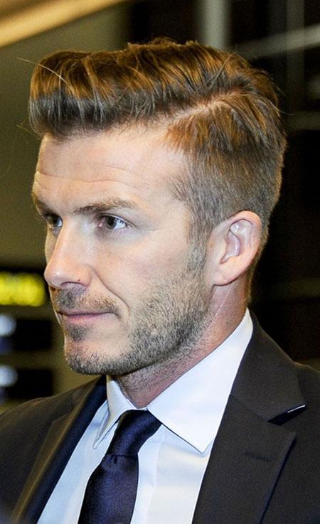 David Beckham Hair, David Beckham Jamie Hair