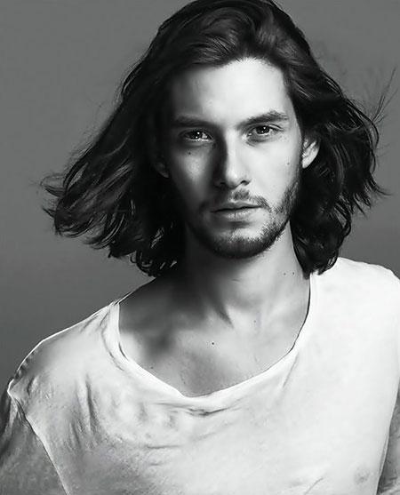 Ben Barnes Long Hair, Long Gray Matthew Guys