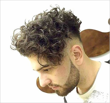 35 Curly Hairstyle For Men Mens Hairstyles 2018