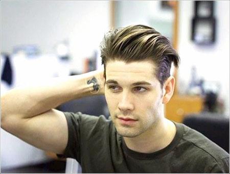 Long Slick Back Top, Mens Undercut Hairtyles Haircuts