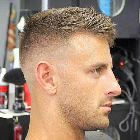 Fade Haircuts High Hair