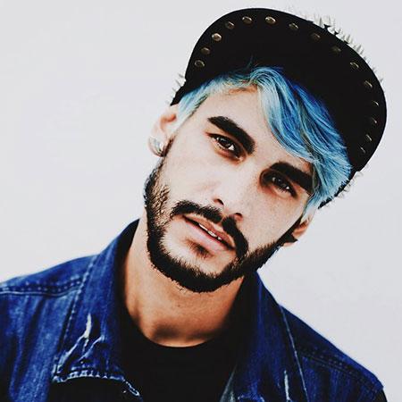 Blue Zayn Color Colors