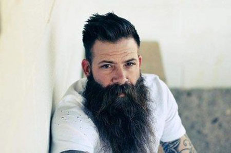 Mens Beard Hairtyles 60