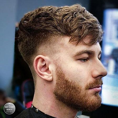 Haircuts Hairtyles Fade Hair