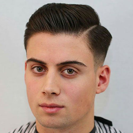 Face Round Justin Haircuts