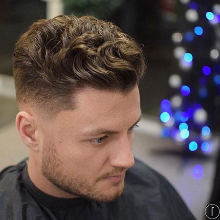 Wavy Hair Short Haircuts