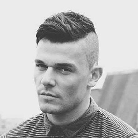 20 Mens Hairstyles Shaved Sides Mens Hairstyles 2020