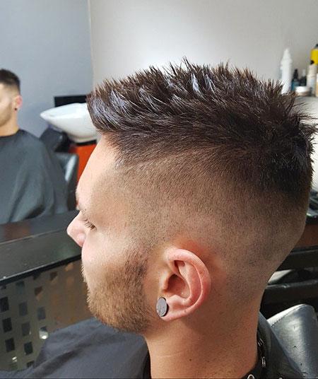 Fade Hair Taper Top