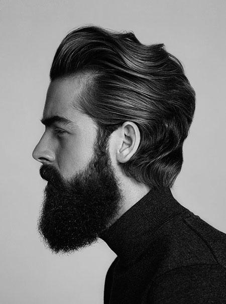Hair Styles Beard Length