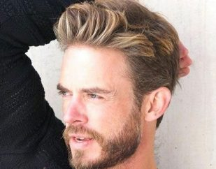 35 Chic Dirty Blonde Hair Men  To Try in 2020