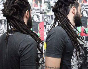 Easy To Use 30 Dread Hairstyles for Guys