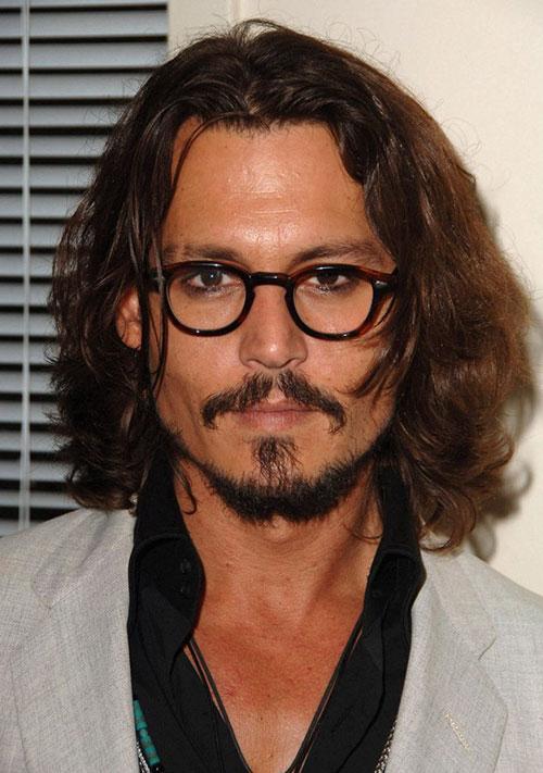 20 Famous Johnny Depp Long Hair Ideas Mens Hairstyles 2020