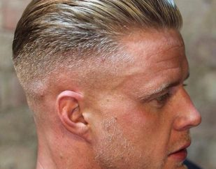 20 Trendy Mens Slicked Back Hairstyles