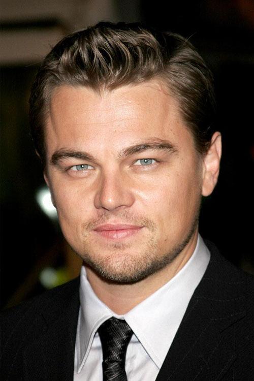 Leonardo Dicaprio The Departed Haircut