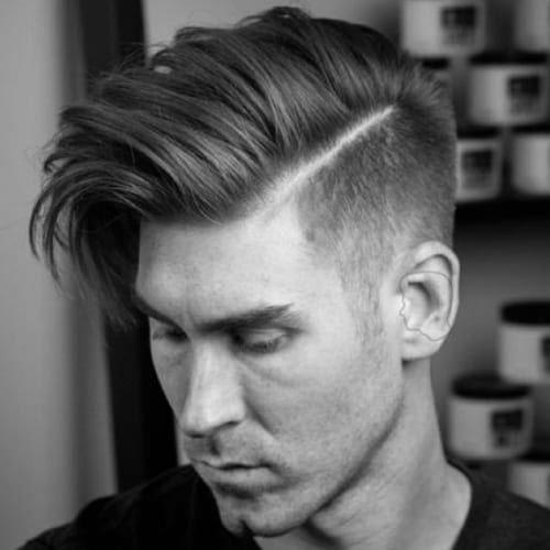 Trending Hair Style For Men