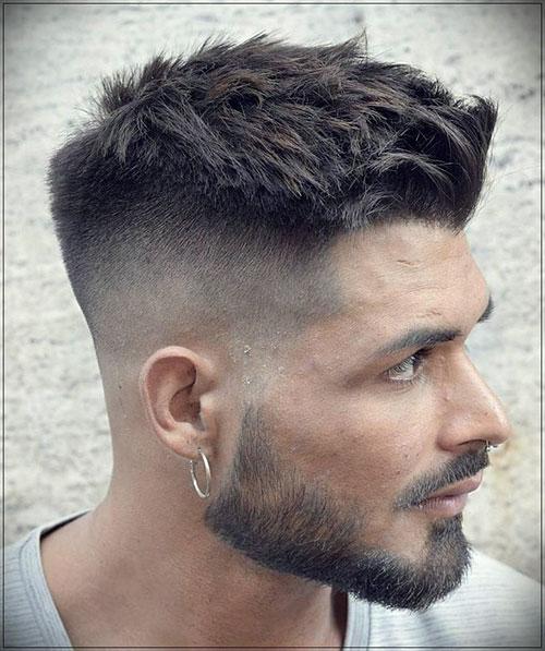 Short Hairstyles 2018 Men